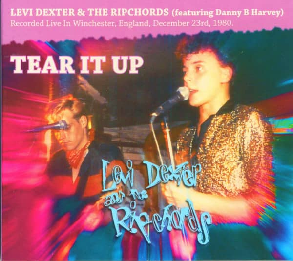 Tear It Up (Live In England - CD Digipack)