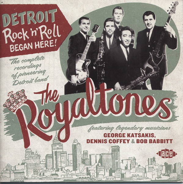 Detroit Rock & Roll Began Here!