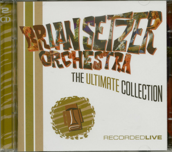 The Ultimate Collection - Recorded Live (2-CD)