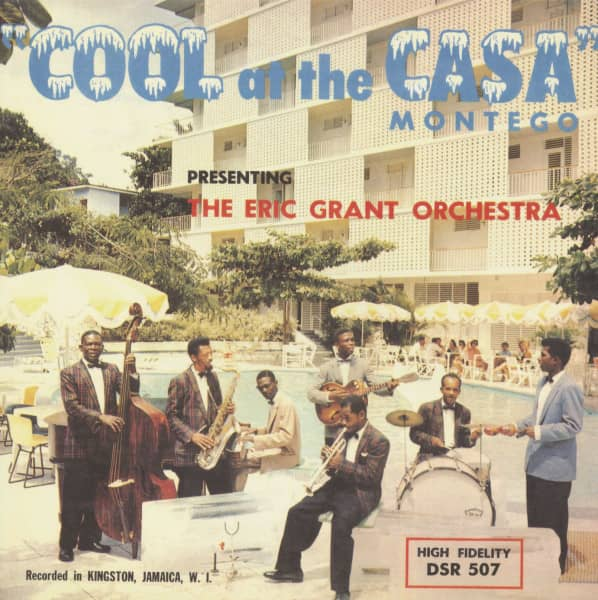 Cool At The Casa Montego (LP)