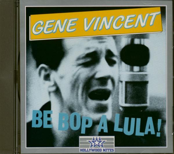 Be Bop A Lula (CD)
