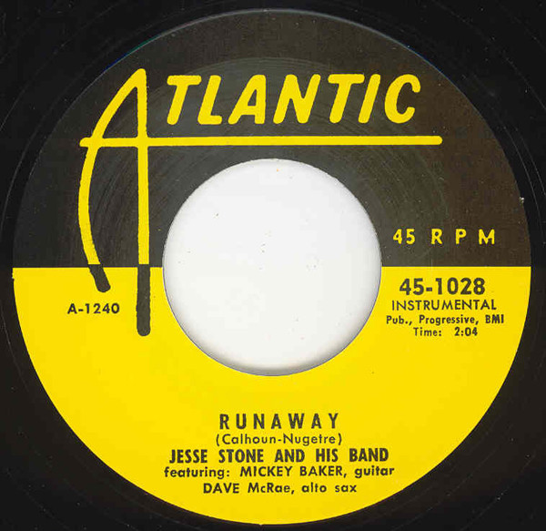 Runaway b-w Let's Get Together And Make Some Love 7inch, 45rpm