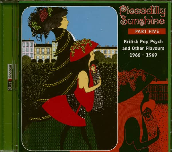 Piccadilly Sunshine Part 5 (CD)