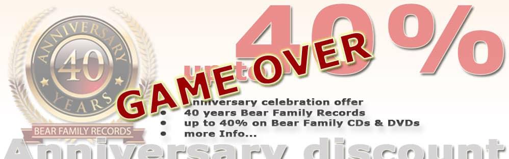 Anniversay discount