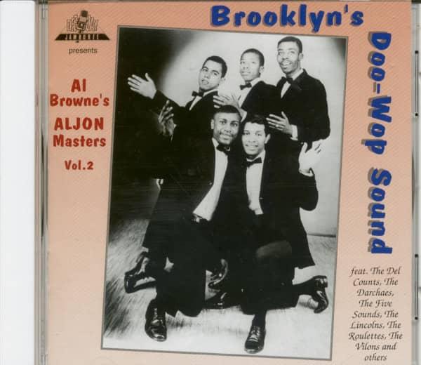 Vol.2, Brooklyn's Doo Wop Sound