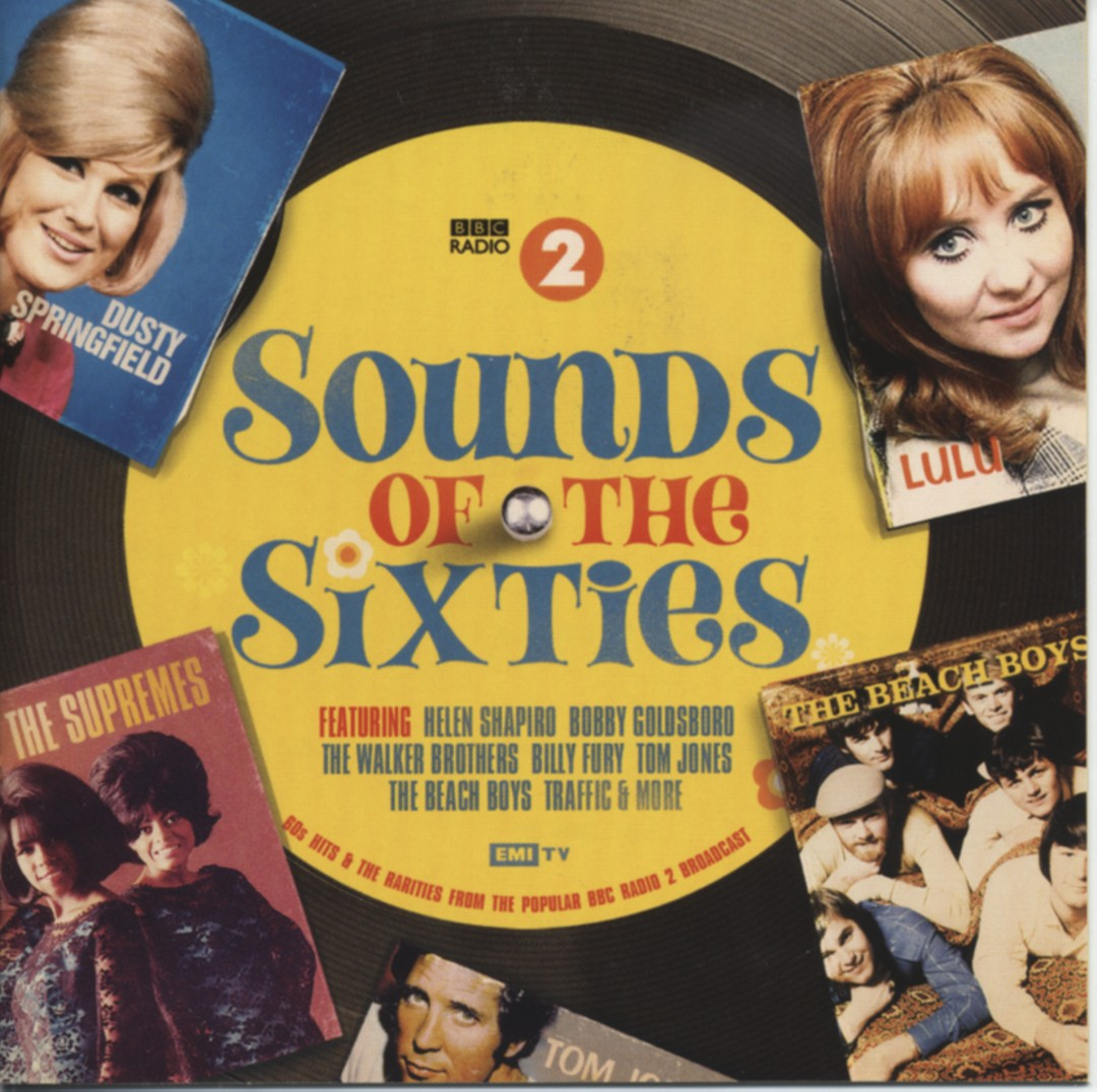Various BBC Radio 2 - Sounds Of The Sixties (2-CD)