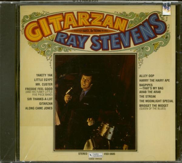 Gitarzan (CD)
