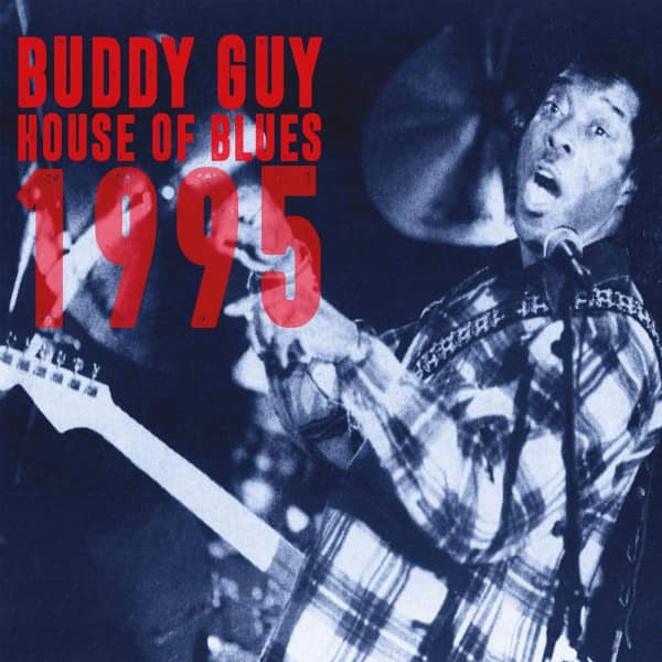 House Of Blues 1995 (2-CD)