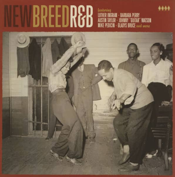 New Breed Rhythm 'n' Blues (LP)