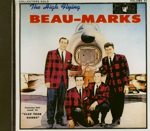 The High Flying Beau Marks (CD)
