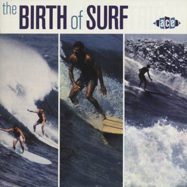 Birth Of Surf