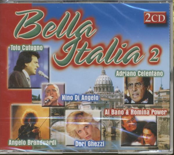Bella Italia, Vol.2 (2-CD)