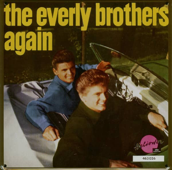 Collector Card Vol.4 - The Everly Brothers Again