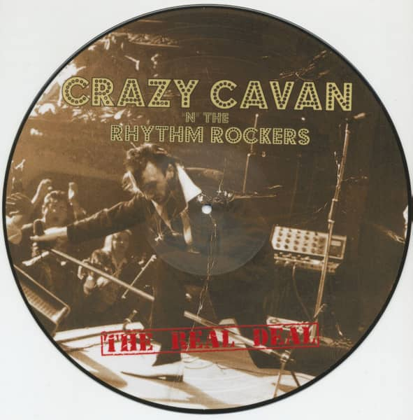 The Real Deal (LP, Picture Disc, Ltd.)