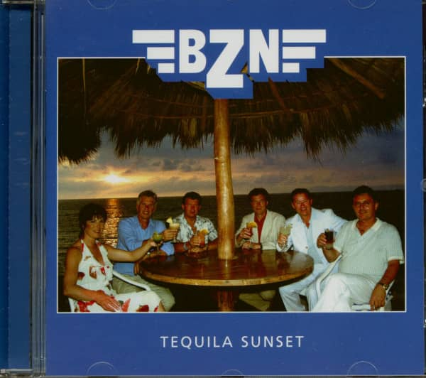 Tequila Sunset (CD)