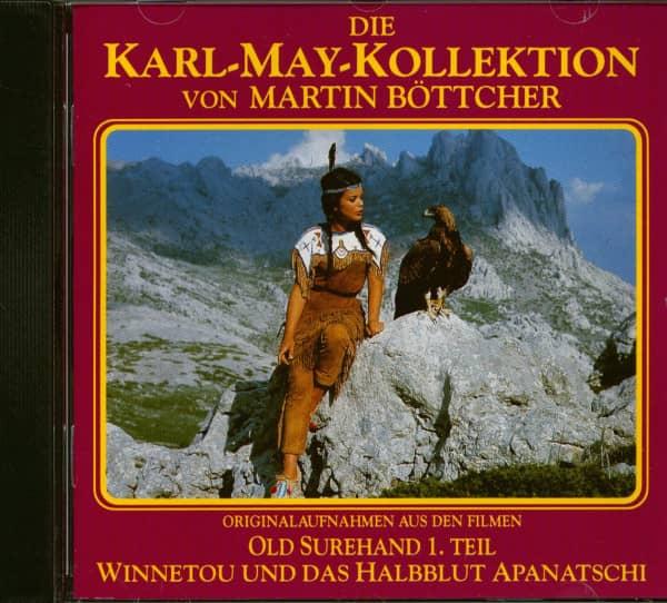 Old Shurehand 1. Teil - Winnetou Und Das Halbblut Apanatschi (CD)
