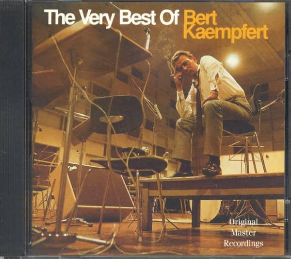 The Very Best Of Bert Kaempfert (CD)