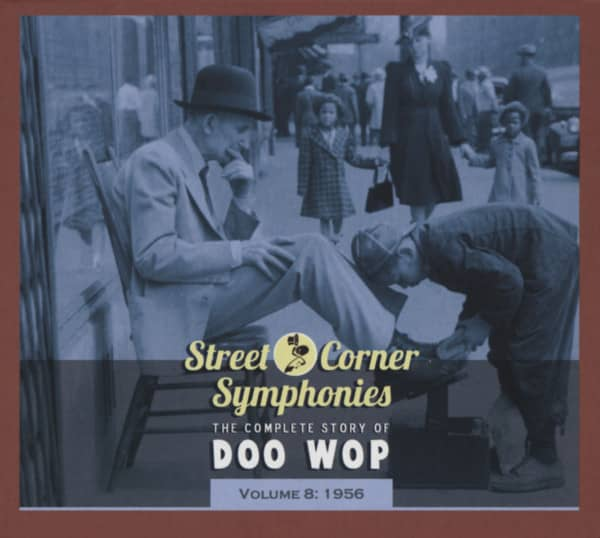 Vol.08, 1956 The Complete Story Of Doo Wop