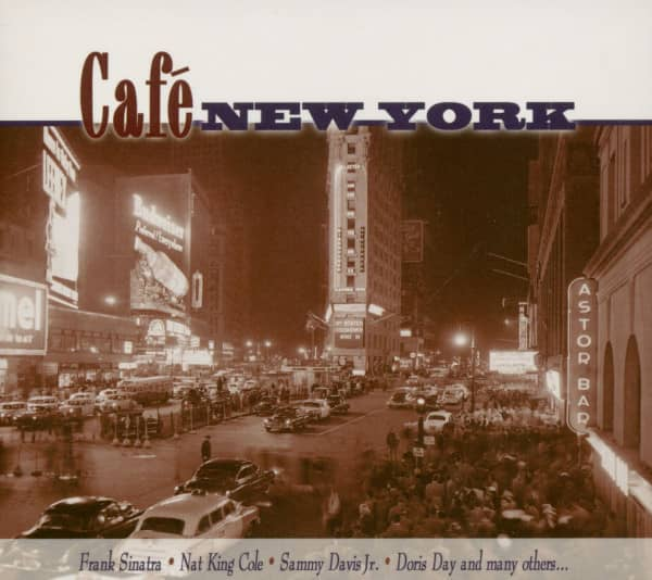 Café New York (2-CD)