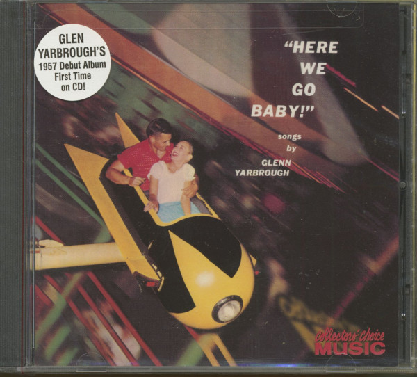 Here We Go Baby! (CD)