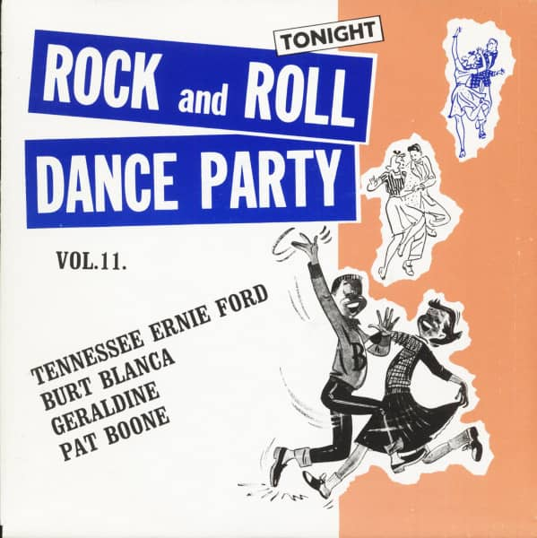 Rock And Roll Dance Party Tonight Vol.11 (7inch, EP, 45rpm, PS)