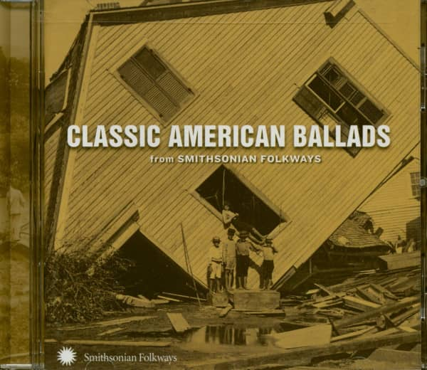 Classic American Ballads From Smithsonian Folkways (CD)