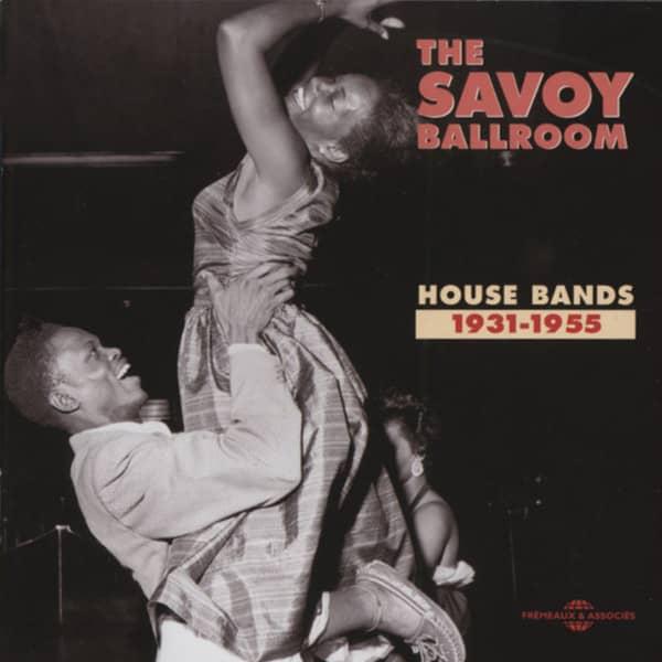 The Savoy Ballroom - House Band 1931-55 (2-CD