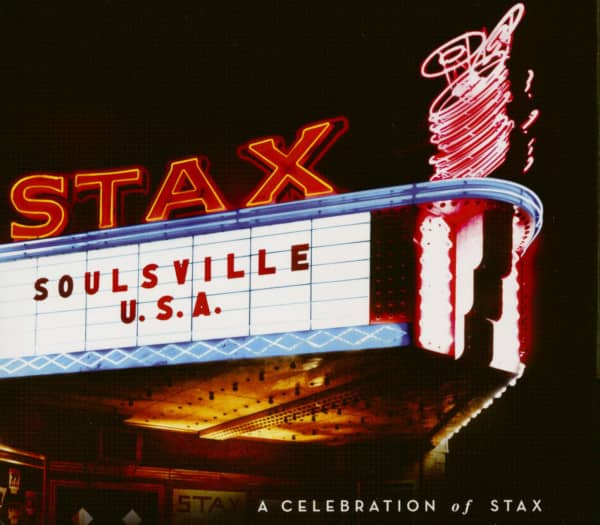 Soulsville U.S.A. - A Celebration of Stax (3-CD)