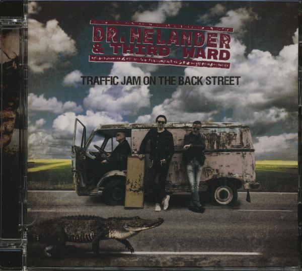 Traffic Jam On The Back Street (CD)
