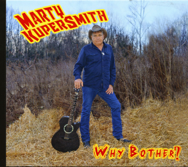 Why Bother? (CD)