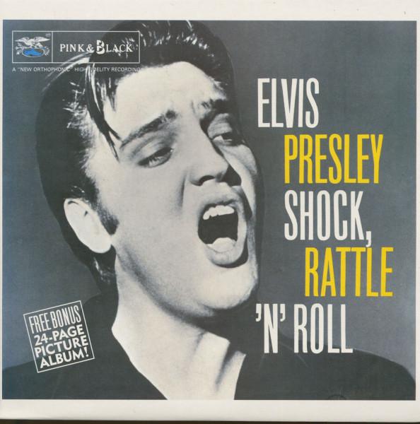 Shock, Rattle & Roll (LP + Booklet)