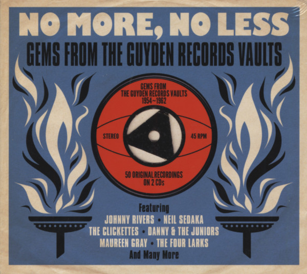 No More, No Less - Gems From Guyden Records Vaults 2-CD