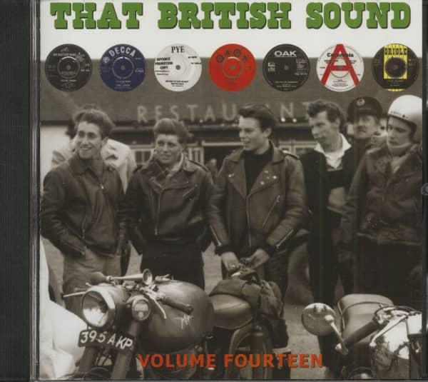 That British Sound Vol.14 (CD)