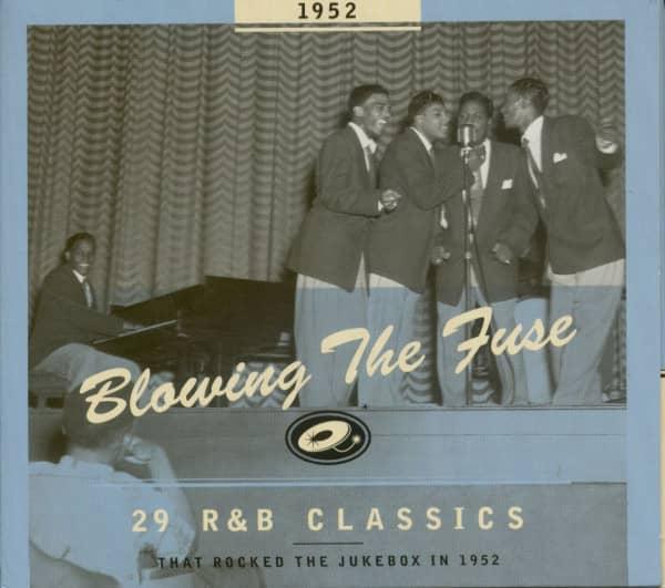 1952 - R&B Classics That Rocked The Jukebox (CD)