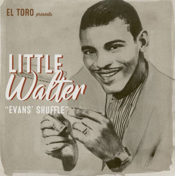 Evans' Shuffle (7inch, EP, 45rpm, PS)