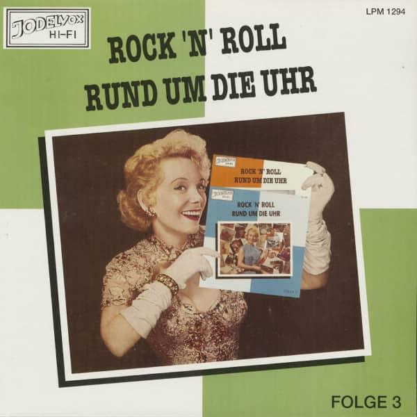 Rock'n'Roll rund um die Uhr Vol.3 (LP)
