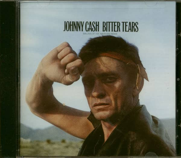 Bitter Tears - Ballads Of The American Indian (CD)