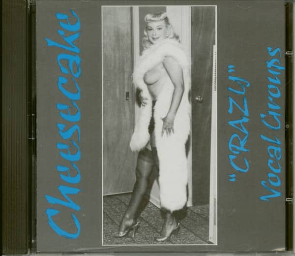 Crazy Vocal Groups - Cheesecake Series (CD)