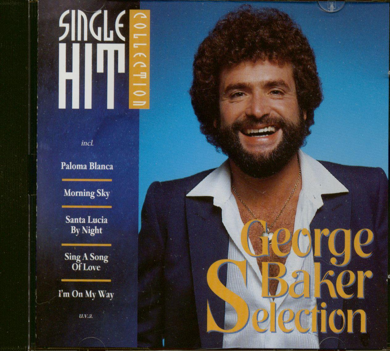 George Baker 40 Jaar