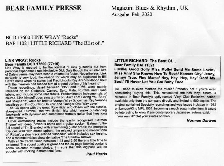 Blues-Rhythm-Februar-2020