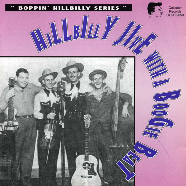 Hillbilly Jive With A Boogie Beat