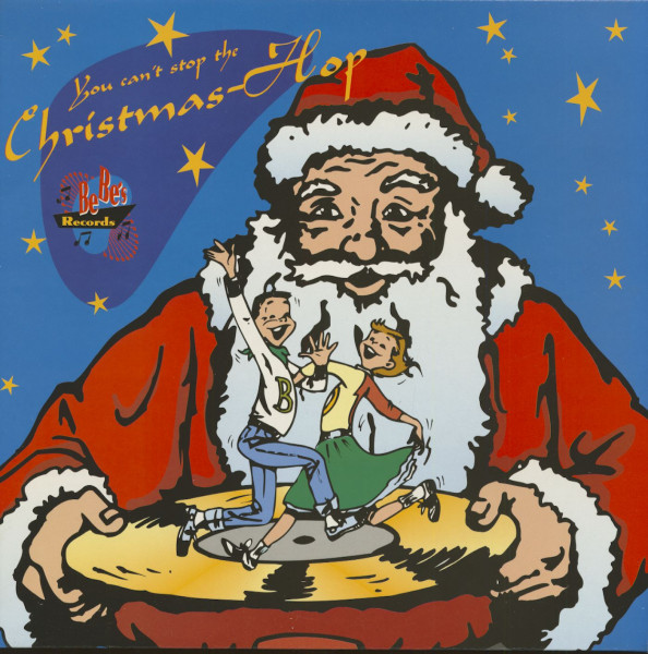 You Can't Stop The Christmas Hop (LP)