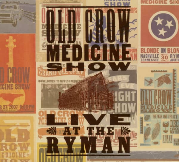 Live At The Ryman (CD)