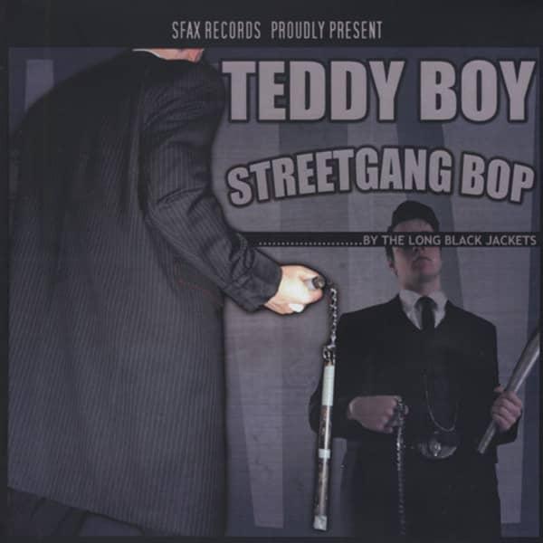 Teddy Boy Street Gang Bop