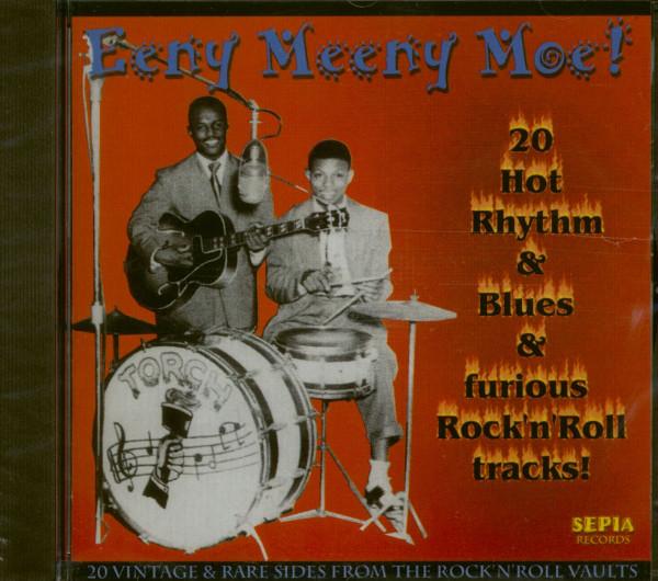 Eeny Meeny Moe !