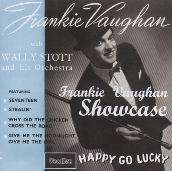 Happy Go Lucky - Frankie Vaughan Showcase