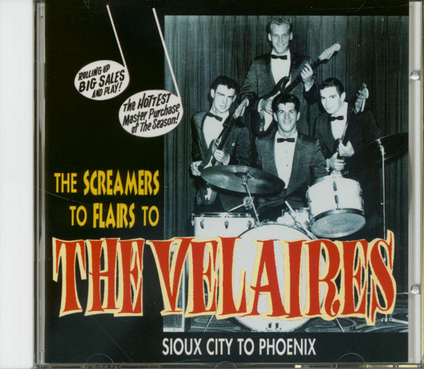 The Screamers To Flairs To Velaires