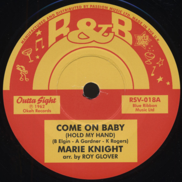 Come On Baby - To Be Loved By You 7inch, 45rpm, SC
