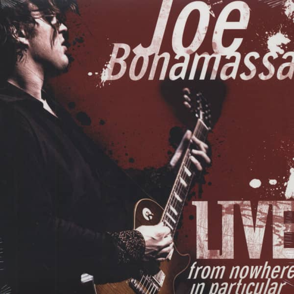 Live - From Nowhere In Particular (2-LP) 180g
