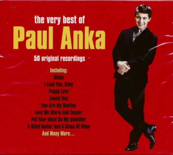 The Very Best Of Paul Anka (2-CD)